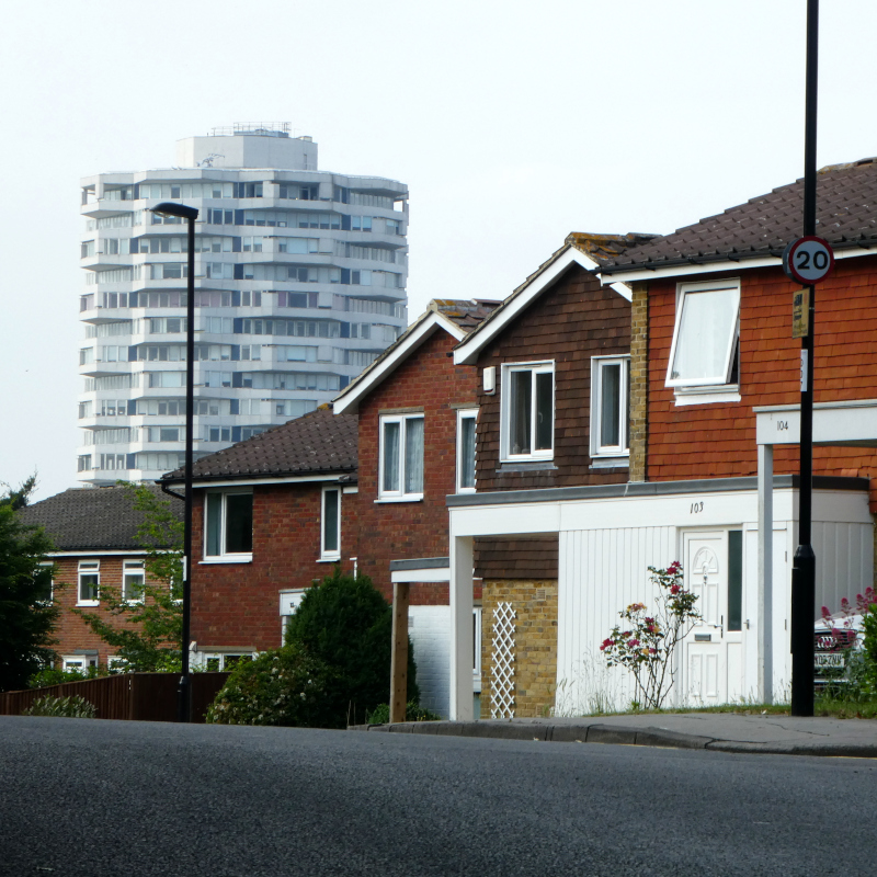 Houses in Croydon